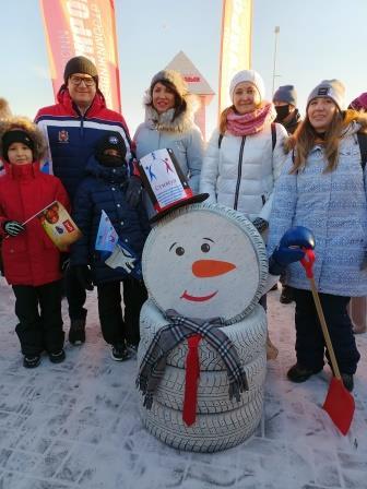 Губернатор Челябинской области Алексей Леонидович Текслер со своей семьёй